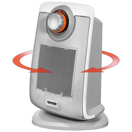 Šildytuvas Unold 86440 PTC Heater, Number of power levels 4, 2000 W, Grey Paveikslėlis 2 iš 4 310820223871