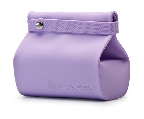 Silikoninis maišelis maistui FoodBag, violetinis Paveikslėlis 1 iš 14 310820012562