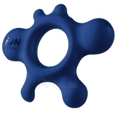 Silikoninis žiedas Dėmė (mėlynas) Paveikslėlis 1 iš 2 310820006482