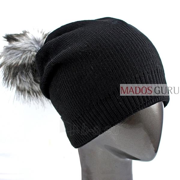 Šilta dviguba kepurė KEP011 Paveikslėlis 1 iš 2 310820000800