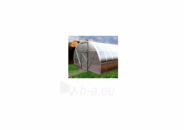 Šiltnamio Dačnaja EKO prailginimas 2 metrų su 4mm polikarbonato danga Paveikslėlis 2 iš 2 310820128498