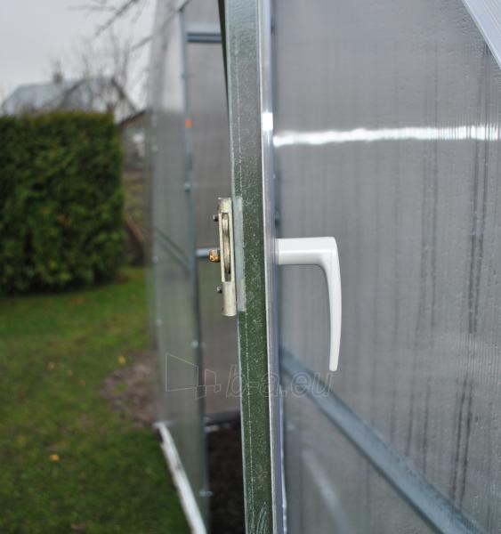 Greenhouse Gaspadorius 10000x2870x2250 (28,70m2) su 6 mm. polikarbonato danga Paveikslėlis 3 iš 5 310820038918
