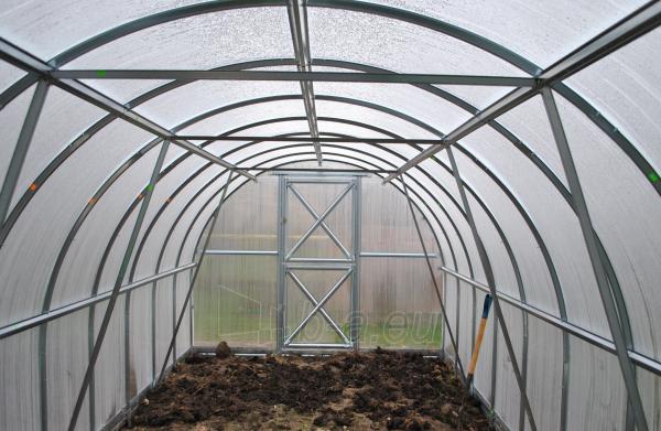 Greenhouse Gaspadorius 10000x2870x2250 (28,70m2) su 6 mm. polikarbonato danga Paveikslėlis 4 iš 5 310820038918