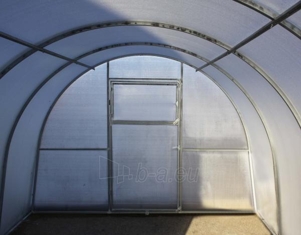 Šiltnamis MASTER25C 3000x8000x2100 su 6mm polikarbonato danga (galai surinkti,suvirinti) Paveikslėlis 3 iš 5 310820073503