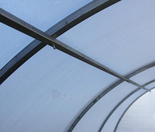 Šiltnamis MASTER25C 3000x8000x2100 su 6mm polikarbonato danga (galai surinkti,suvirinti) Paveikslėlis 4 iš 5 310820073503