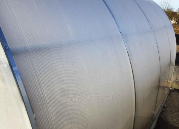 Šiltnamis UNIVERSAL (30m2) 3000x10000x2100 su 6 mm polikarbonato danga Paveikslėlis 2 iš 7 310820073509