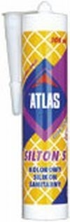 SILTON S 018, 280 ml, pastel. smėlinis silikonas Paveikslėlis 1 iš 1 310820002379