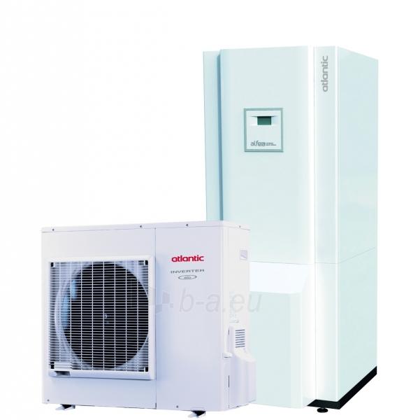 Šilumos siurblys oras/vanduo Atlantic Alfea Excellia Hybrid Duo Fuel Oil TRI 14 Paveikslėlis 1 iš 2 310820165625