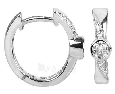 Silver Cat sidabriniai auskarai su cirkoniu SC179 Paveikslėlis 1 iš 1 310820026762