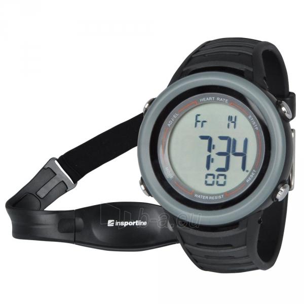 Širdies ritmo matuoklis - laikrodis inSPORTline Cord Paveikslėlis 1 iš 5 250610300234