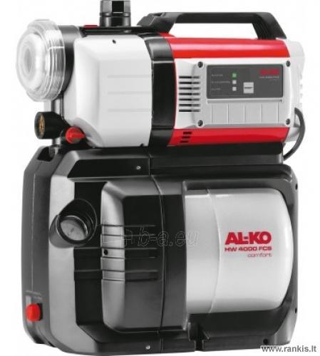 Siurblys AL-KO HW 4000 FCS Comfort Paveikslėlis 1 iš 1 310820054767