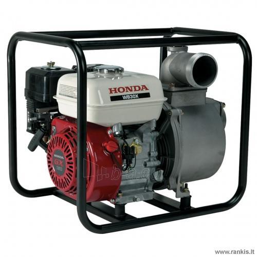 Siurblys Honda WB 30 Paveikslėlis 1 iš 1 310820054574
