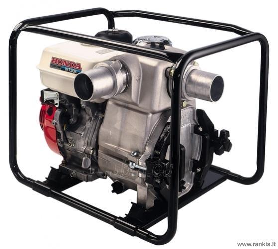 Siurblys Honda WT 30 Paveikslėlis 1 iš 1 310820054571