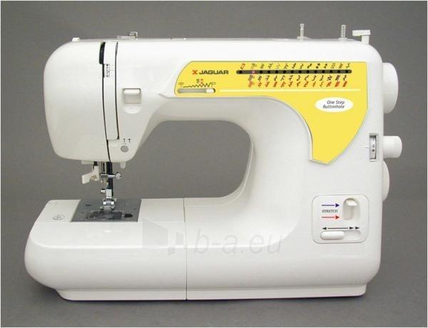 Siuvimo mašina JAGUAR 979 Paveikslėlis 1 iš 1 250110100052