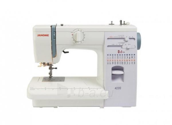 Siuvimo mašina Janome 423S Paveikslėlis 1 iš 1 250110100176