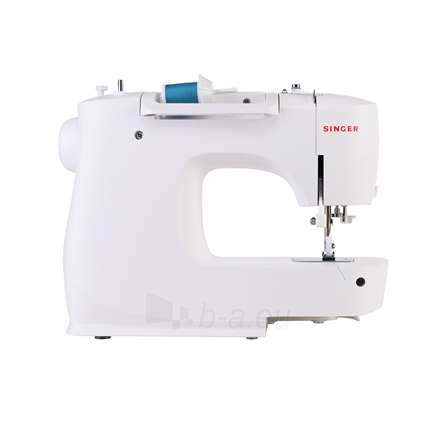 Sewing machines Singer Sewing Machine M3305 Number of stitches 23, Number of buttonholes 1, White Paveikslėlis 3 iš 6 310820223882