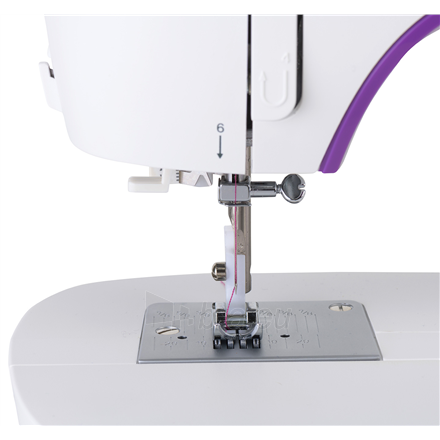 Siuvimo mašina Singer Sewing Machine M3505 Number of stitches 32, Number of buttonholes 1, White Paveikslėlis 5 iš 7 310820223881