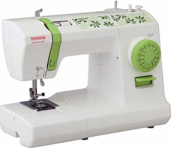 Siuvimo mašina TOYOTA ECO15 CG Paveikslėlis 1 iš 2 310820053016