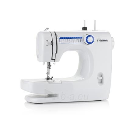 Sewing Machines Tristar SM40K Sewing Machine 40 Build In Classy White Sewing Machine 1632