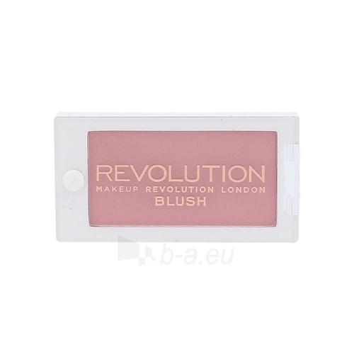 Skaistalai Makeup Revolution London Blush Cosmetic 2,4g Shade Now! Paveikslėlis 1 iš 1 310820063198