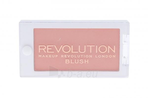 Skaistalai Makeup Revolution London Blush Cosmetic 2,4g Shade Treat Paveikslėlis 1 iš 1 310820061883