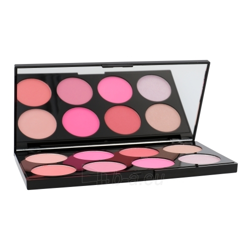 Skaistalai Makeup Revolution London Ultra Blush Palette Cosmetic 13g Shade All About Pink Paveikslėlis 1 iš 1 310820061891