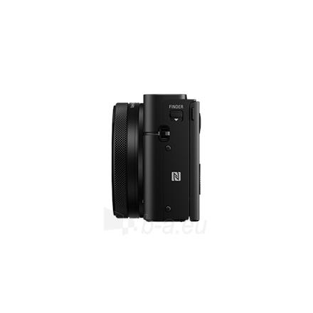 Sony DSC RX100IV Black Paveikslėlis 11 iš 16 250222021748
