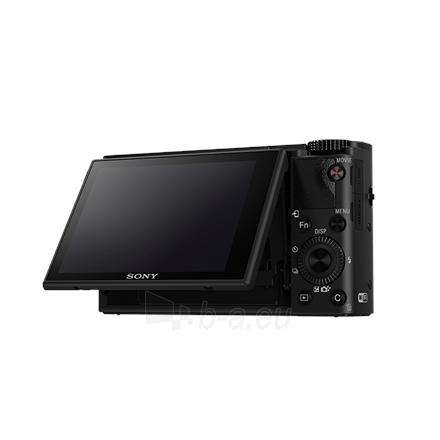 Sony DSC RX100IV Black Paveikslėlis 5 iš 16 250222021748