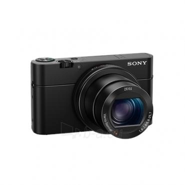 Sony DSC RX100IV Black Paveikslėlis 16 iš 16 250222021748