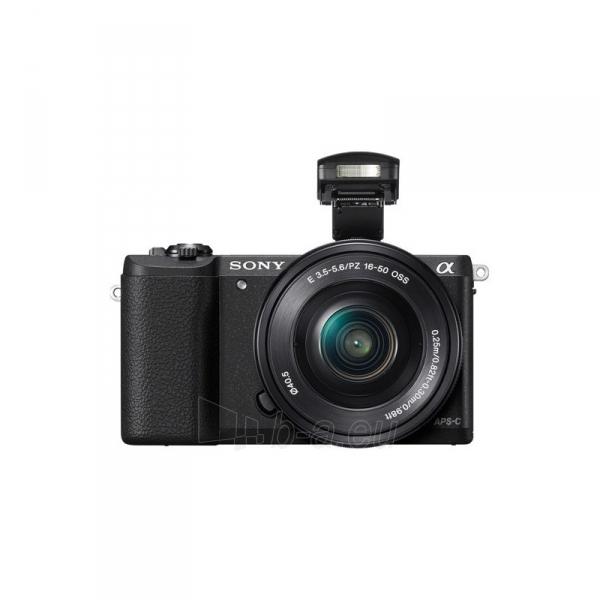 Skaitmeninis veidrodinis fotoaparatas ILCE-5100LB Paveikslėlis 2 iš 4 310820098188