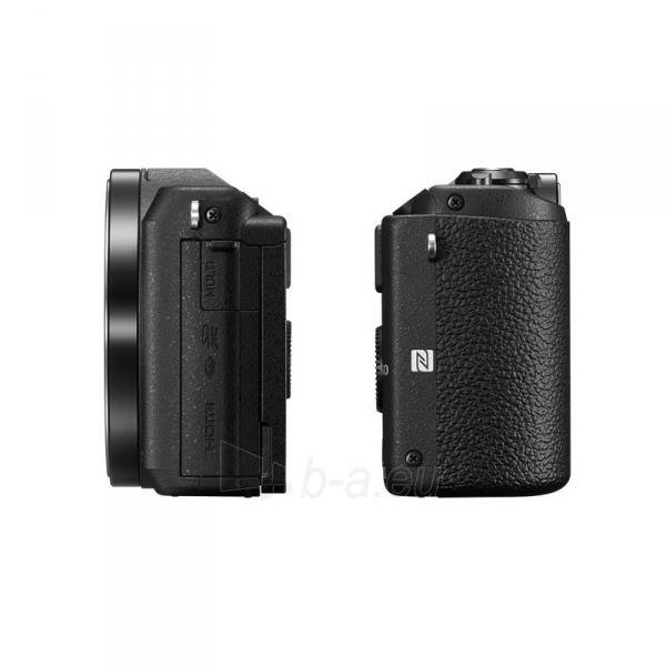 Skaitmeninis veidrodinis fotoaparatas ILCE-5100LB Paveikslėlis 4 iš 4 310820098188