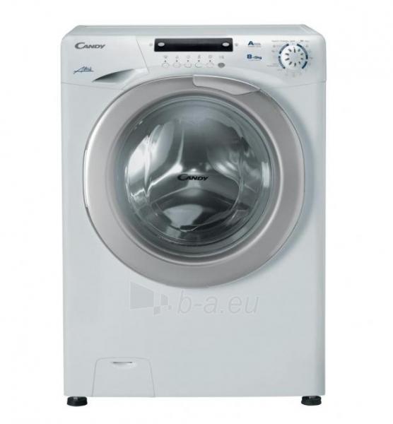 Washing machine - dryer Candy EVOW4853D-S Paveikslėlis 1 iš 1 250115000560