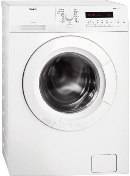 Washing machine AEG L70470FL Paveikslėlis 1 iš 1 250115000838