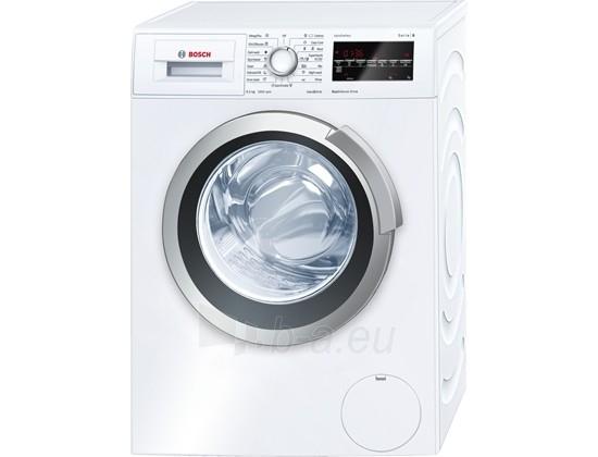 Skalbimo mašina Bosch WLT24440BY White Paveikslėlis 1 iš 1 250115001262