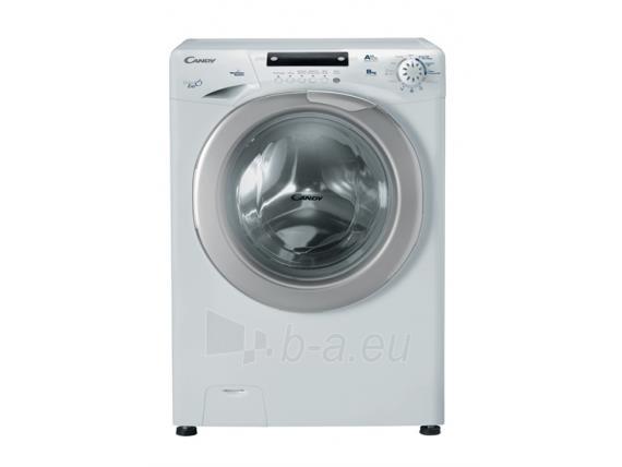 Skalbimo mašina Candy EVO 1283DW/1 Paveikslėlis 1 iš 5 250115000808