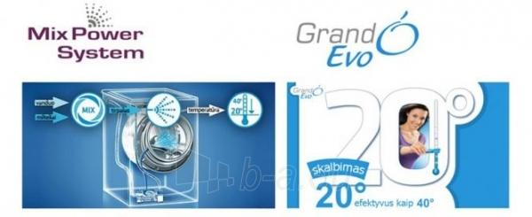 Washing machine Candy EVO4 1273DW/1 Paveikslėlis 4 iš 5 250115000809
