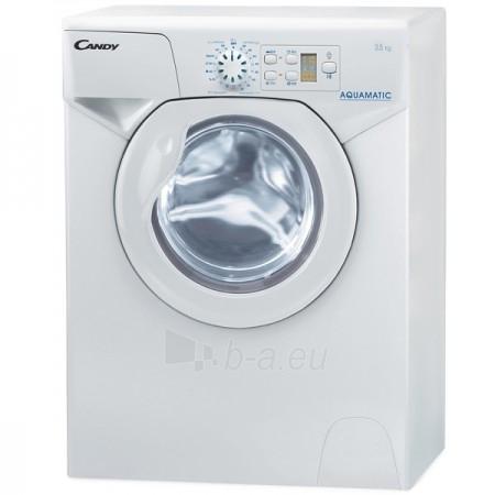 Washing machine Candy AQUA800DF/3-S Paveikslėlis 1 iš 1 250115001171