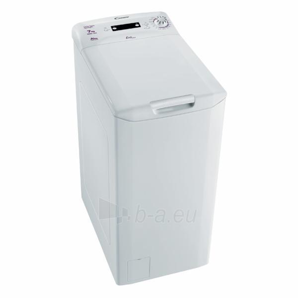 Skalbimo mašina Candy EVOGT 10072D-S Paveikslėlis 1 iš 1 250115000759