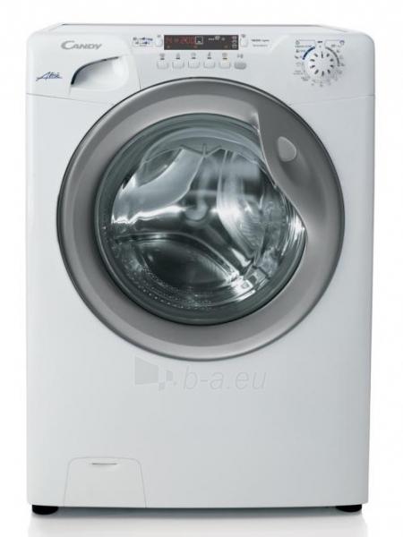 Washing machine Candy GC4 W264D-S Paveikslėlis 1 iš 1 250115001192