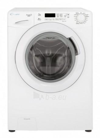 Washing machine Candy GV 137D3/1-S Paveikslėlis 1 iš 1 250115001173