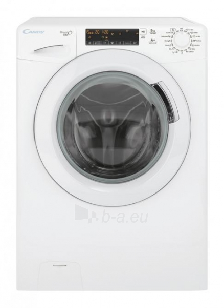 Washing machine Candy GV3 115T2-S Paveikslėlis 1 iš 1 310820012248