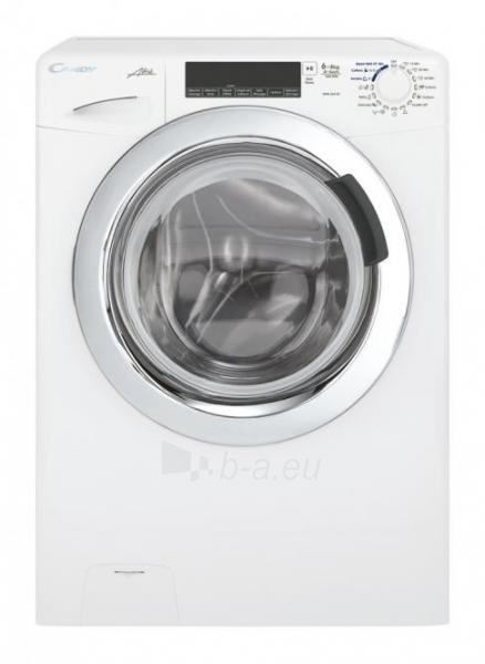 Washing machine Candy GVW 364TC-S Paveikslėlis 1 iš 1 250115001193