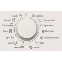 Skalbimo mašina Electrolux EWS1074NEU Paveikslėlis 2 iš 3 250115001212