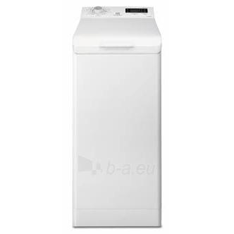 Washing machine ELECTROLUX EWT41066TW Paveikslėlis 1 iš 1 310820016268