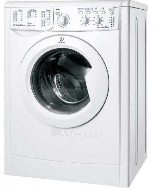 Skalbimo mašina Indesit IWSC 50851 C ECO EU Paveikslėlis 1 iš 1 250115000796