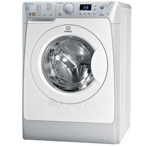 Washing machine Indesit PWE 71271 S (EU) Paveikslėlis 1 iš 1 250115000779