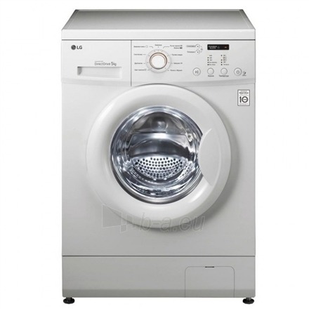 6d2361b03f5 Washing machine LG FH2C3TD Front loading, Washing capacity 8 kg, 1200 RPM,  Direct
