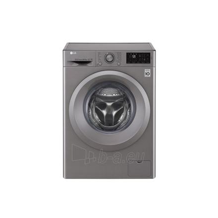 6943549c6a3 Washing machine LG Washing machine F2J5WN7S Front loading, Washing capacity 6.5  kg, 1200 RPM, Direct drive, A+++, Depth 45 cm, Width 60 cm, Silver, LED, ...