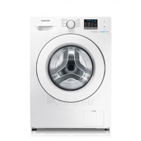 Veļas mašīna Samsung WF60F4E0W0W/LE Paveikslėlis 1 iš 2 250115000961