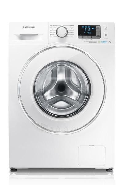 Washing machine SAMSUNG WF70F5E5W2W/LE Paveikslėlis 1 iš 1 250115001096